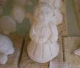 (Italiano) Angioletto in polvere di pietra leccese