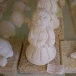 Angioletto in polvere di pietra leccese